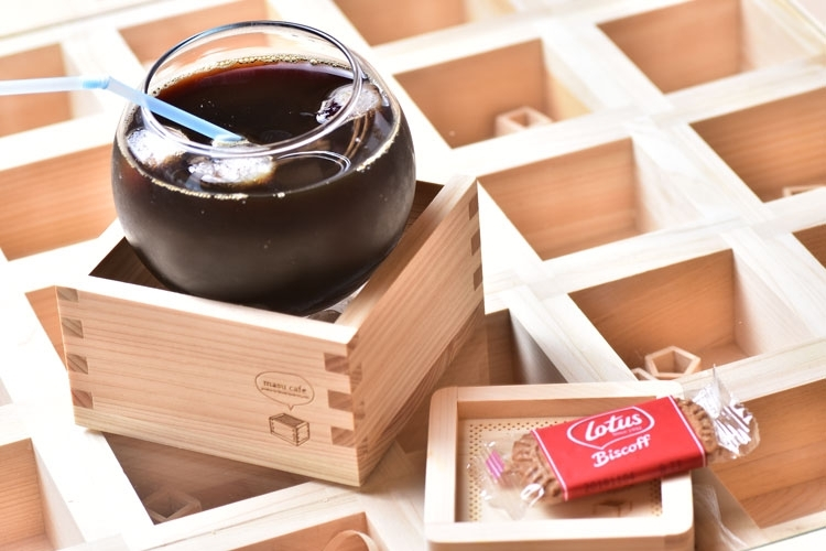枡の生産日本一! 大垣市の老舗枡メーカーが生み出した枡づくしの「masu café」その3