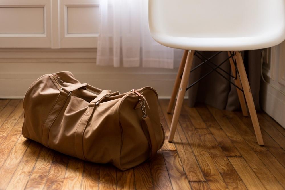 旅行の達人が教えるパッキングの方法♪:マルチバックを活用