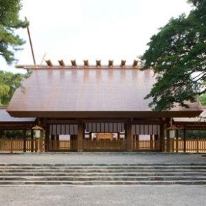 初詣と一緒に。パワースポットとしても有名な「熱田神宮」へ行こう!