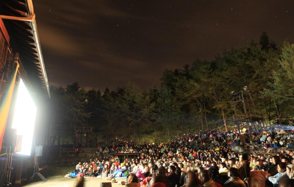 森の映画祭とは?