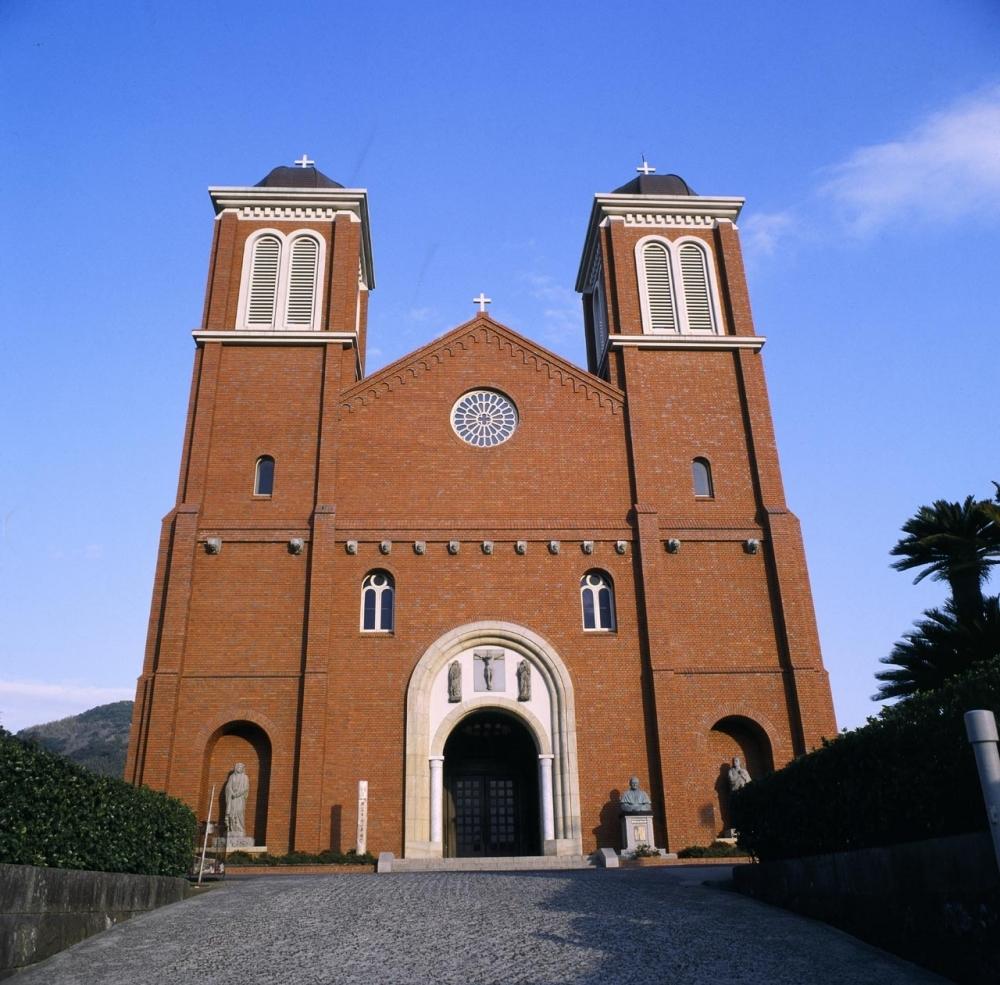 1日目:「浦上教会」を観光