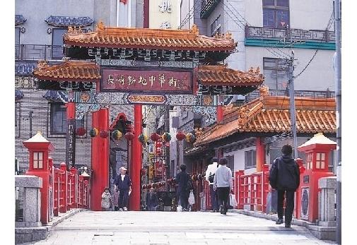 1日目:「長崎新地中華街」を散策