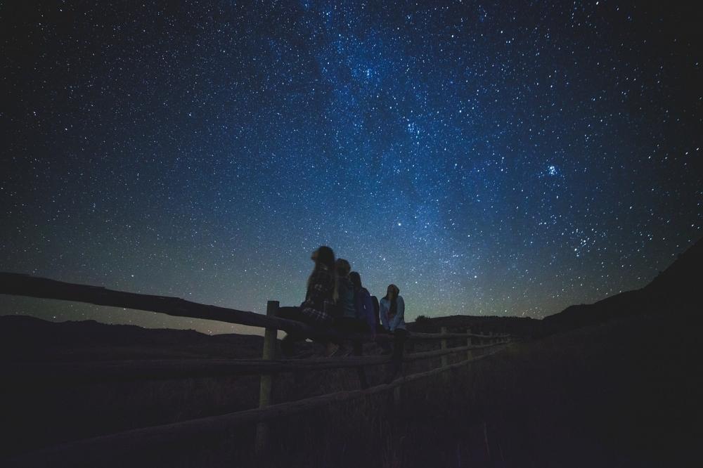 天体観測する際にもっていきたいアイテム④ 星図