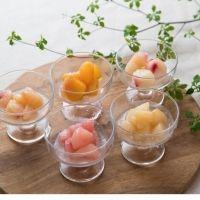 福島県のお店『ももがある』のフルーツシャーベットが新感覚のおいしさ!