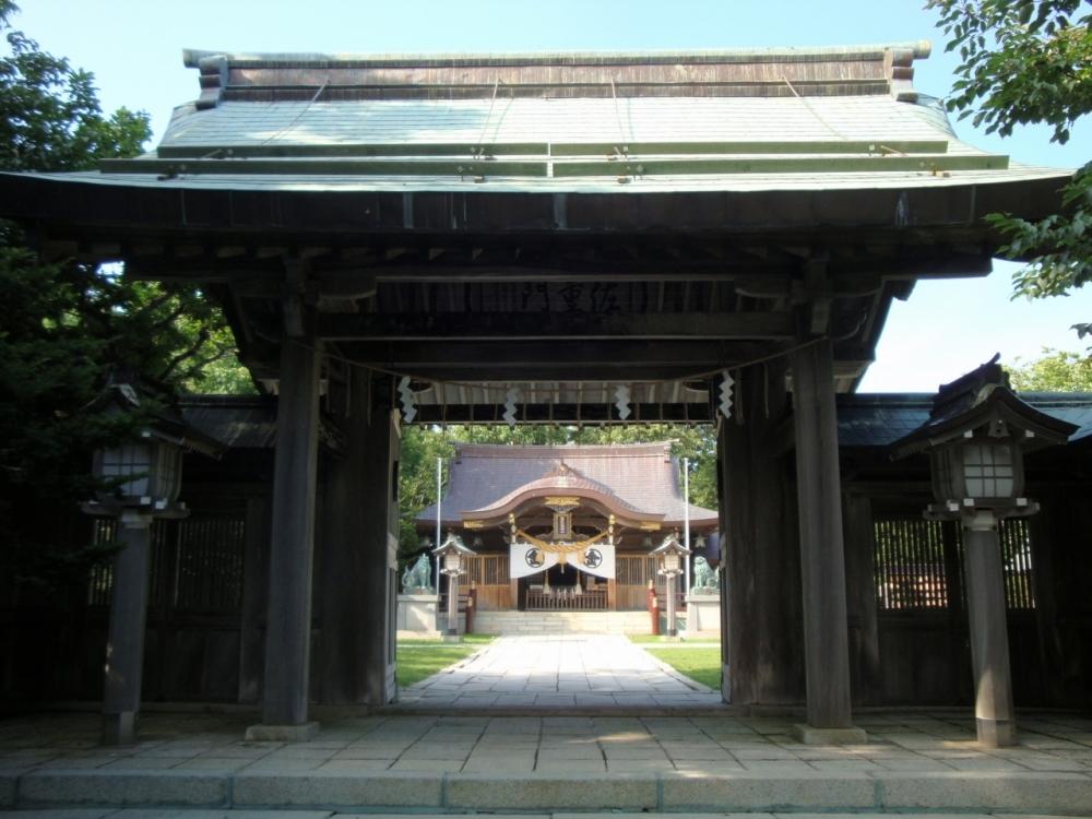 【北海道】道東屈指のパワースポット、海上の安全にご利益がある「根室 金刀比羅神社」