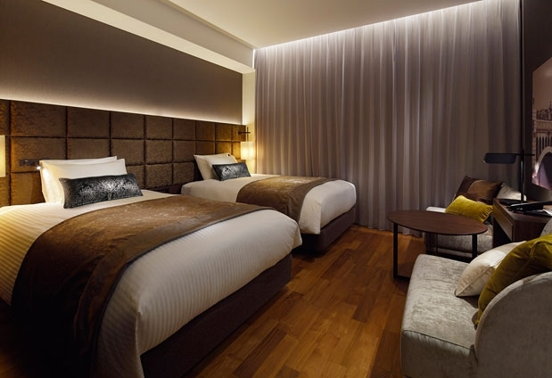一人旅におすすめのレディースフロアのあるホテル③三井ガーデンホテル大阪プレミア