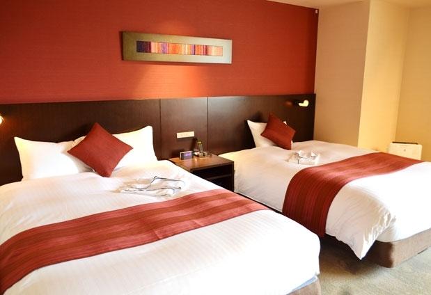 一人旅におすすめのレディースフロアのあるホテル④ホテル天神プレイス