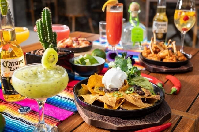 サマーバーベキュー ビアガーデン ~Fiesta Mexicana~