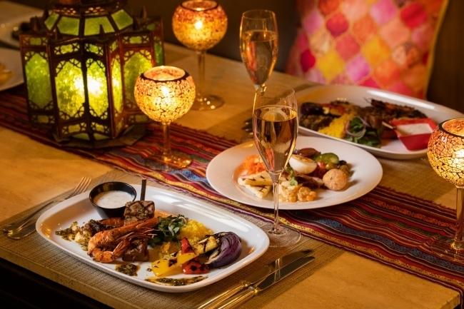 モロッコだけじゃない。アラビア諸国の料理を堪能