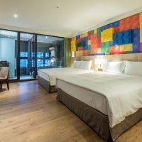 【台湾情報】温泉リゾート激戦区の礁溪に、キッズが喜ぶポップなホテルが登場!