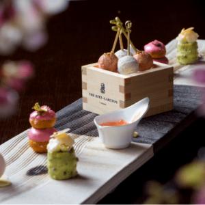 【全国】一足早く春に触れる。桜を楽しめる、リッチなホテルのスイーツイベント