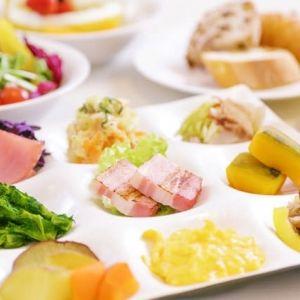 東京産の野菜にこだわった朝食が好評。都内でおこもりステイをしよう
