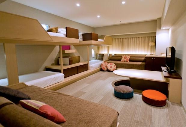 女子旅におすすめの大阪市内のホテル③ホテル ユニバーサル ポート
