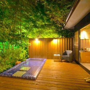 露天風呂付き個室も完備。高評価の月ヶ瀬温泉の宿「雲風々」とは