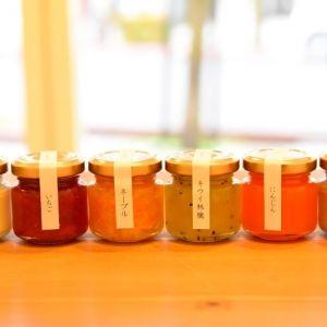 主婦が作るジャムが人気に! 岐阜の素材を使った「季節のジャムsweet-jam」