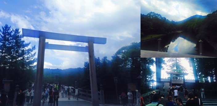 女子旅におすすめ♪三重県の「伊勢・鳥羽」③ 12:00 内宮を観光!