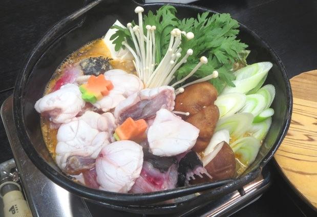 【茨城県】本場であんこう鍋が食べられる店3選