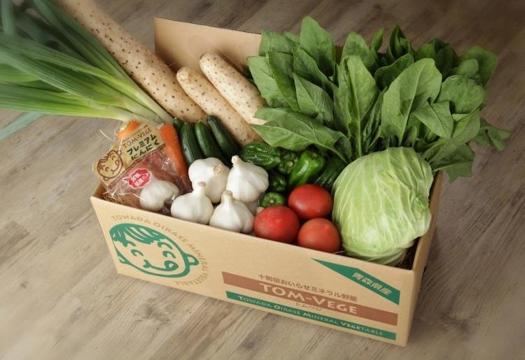 1位 TOM-VEGE(十和田おいらせミネラル野菜)ギフト(青森)