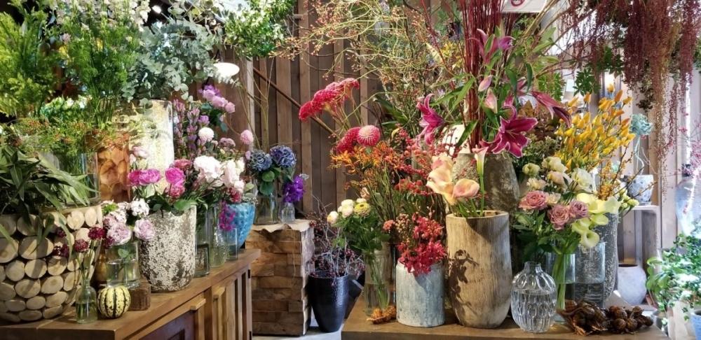 【広尾・青山・中目黒】夏の終わりは癒しの花に包まれて。お洒落エリアのフラワーカフェ&レストランその4