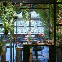【広尾・青山・中目黒】夏の終わりは癒しの花に包まれて。お洒落エリアのフラワーカフェ&レストラン