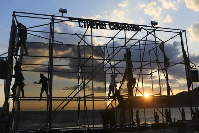 【逗子】海をバックに映画鑑賞「第11回逗子海岸映画祭」