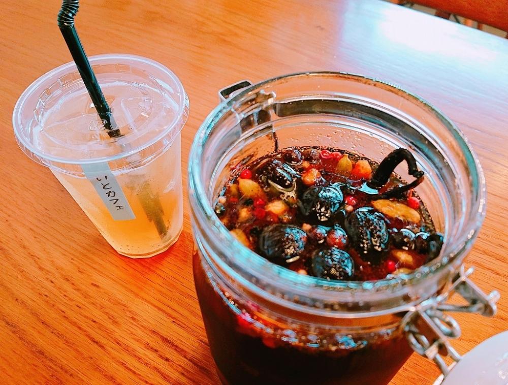 ②スパイスが決め手の自家製コーラ「いとカフェ」(愛知県)