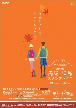 「Mt.TAKAO号」が登場!