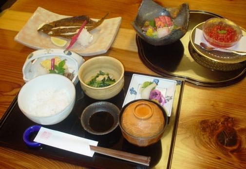 伊豆の地魚を使った日本料理店「旬の味たなか」の魅力②焼き物