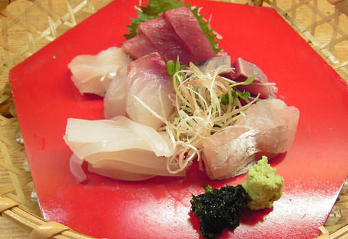 伊豆の地魚を使った日本料理店「旬の味たなか」の魅力③旬のメニュー