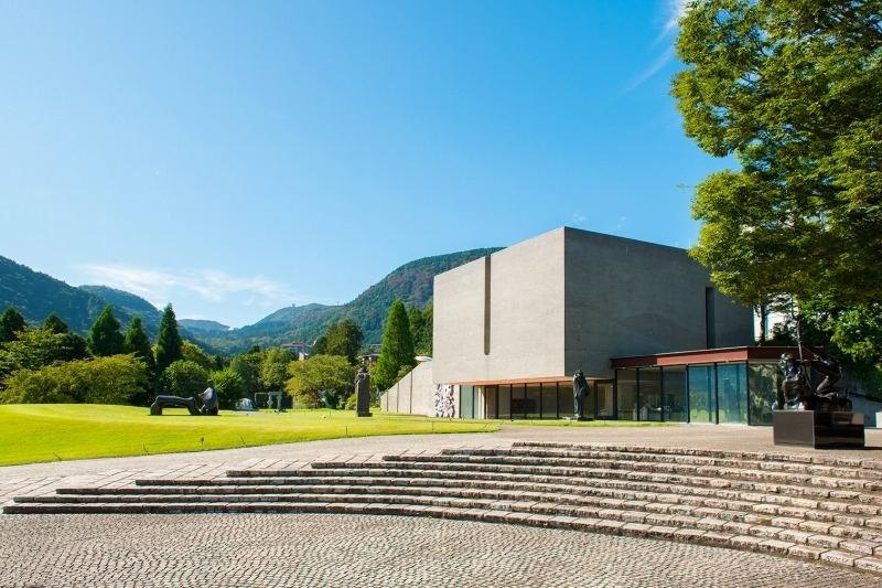 """【3】野外は""""日本初""""だって知ってた!? 世界の名作が集まる「彫刻の森美術館」"""