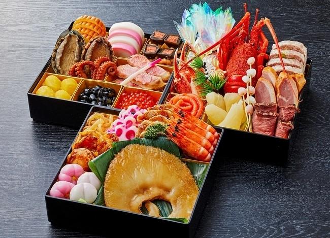 【ホテル日航成田】豪華なフカヒレも入ったリッチなおせち