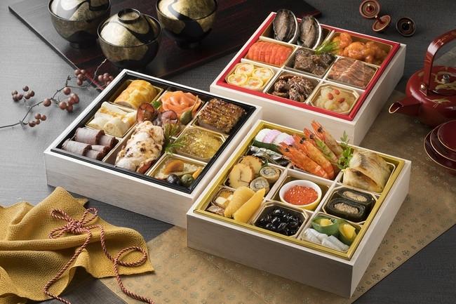 【東京ドームホテル】料理長のこだわりがいっぱいの豪華なおせち