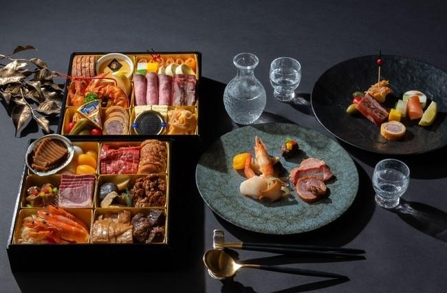 【横浜ベイシェラトン ホテル&タワーズ】和・洋・中の総料理長渾身のおせち