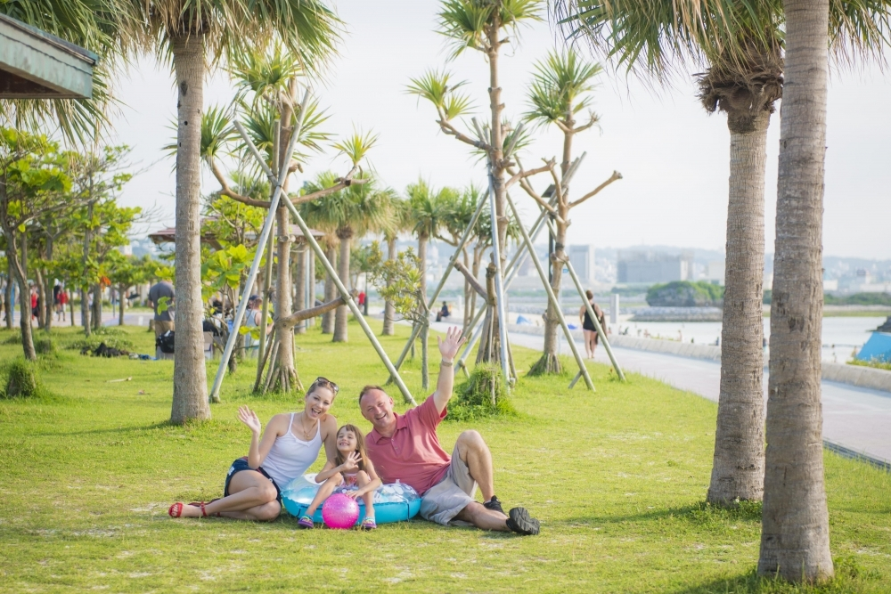 ①多彩なマリンスポーツ まるで海外♡「ヒルトン沖縄北谷リゾート」の魅力