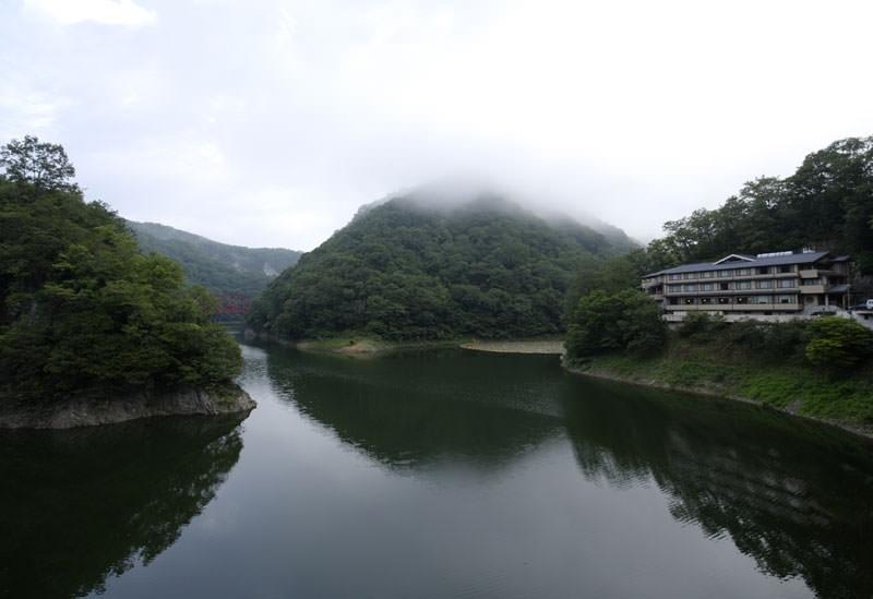 自然を感じる湖畔にある上質宿②帝釈峡観光ホテル 錦彩館(広島県)