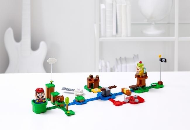 これまでのレゴ体験を変える?「レゴ®マリオ と ぼうけんのはじまり 〜 スターターセット」