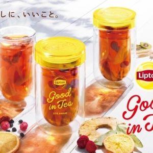 リプトンが冬の紅茶スタイルを新提案!期間限定ショップが表参道にオープン