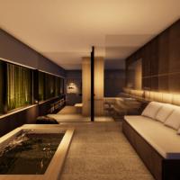 「竹に抱かれ、月光満ちる空間での滞在」をコンセプトにした観光型スモールラグジュアリーホテル「THE JUNEI HOTEL 京都」が3月オープン。