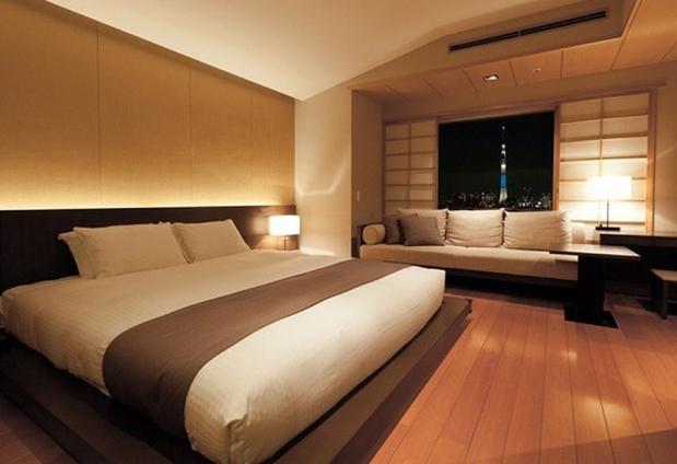 憧れの高級ホテル①ホテル イースト21東京