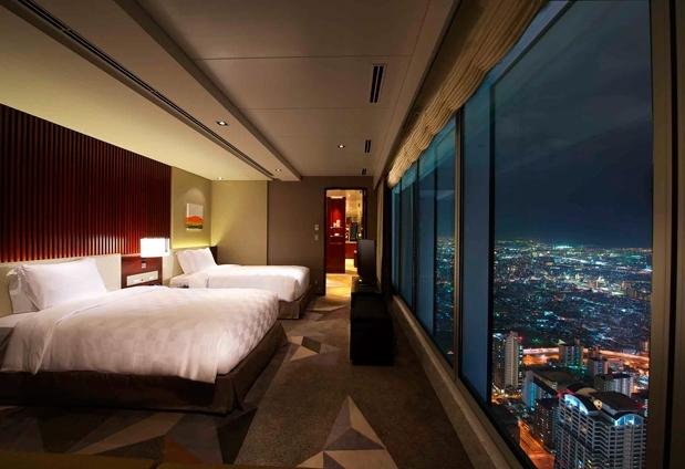 憧れの高級ホテル③大阪マリオット都ホテル