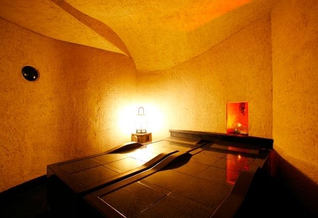 戸田温泉のホテル「海のほてるいさば」の魅力4:エステ、岩盤浴も完備
