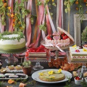 京都センチュリーホテルで至福の時間を。「祇園辻利」の宇治抹茶を使った抹茶スイーツビュッフェ