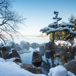 【北海道】季節の絶景を愉しめる温泉宿3選その0