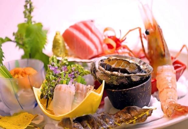北海道の味覚をいただけるレストラン
