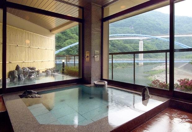 関東でおすすめの家族風呂のある宿①湯けむりの里 柏屋