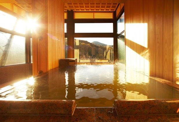 関東でおすすめの家族風呂のある宿③千明仁泉亭