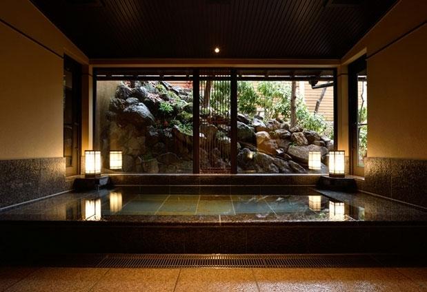 関東でおすすめの家族風呂のある宿④那須高原の宿 山水閣