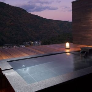 関東圏内で一泊二日の温泉旅行。「貸し切り風呂」があるおすすめの宿