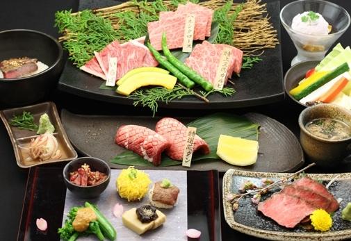 前菜から〆まで松坂牛尽くし!京町家の風情と一緒に楽しむ至福の焼肉その4