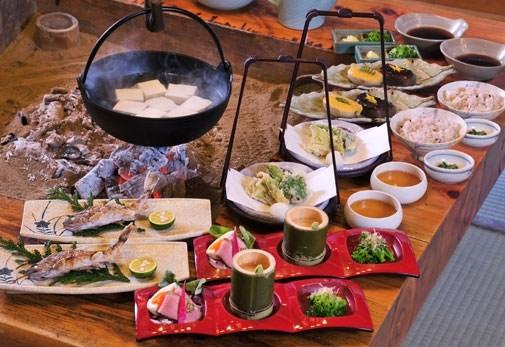 高知県で美味しいランチが食べられるお店②一の谷 やかた